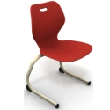 Intellect Wave Cantilever School Chair by KI