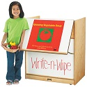 Mobile Big Book Display Cart by Jonti-Craft