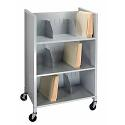 Click here for more Medical File Folder Carts by Sandusky Buddy by Worthington