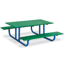 Click here for more Heavy-Duty 4' Preschool Picnic Table by UltraPlay by Worthington
