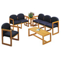 Classic Series Reception Seating by Lesro