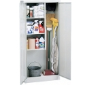Janitorial Supply Cabinet by Sandusky Lee