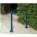 Click here for more Inverted Bike Racks by UltraPlay by Worthington
