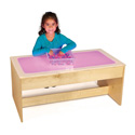 Click here for more Large Multicolored Light Table by Jonti-Craft by Worthington