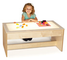 Click here for more Large Light Table by Jonti-Craft by Worthington
