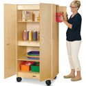 Click here for more Hideaway Storage Cabinet by Jonti-Craft by Worthington
