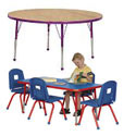 Creative Colors Mix and Match Activity Tables by Mahar