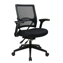 Click here for more Dark AirGrid Back Managers Chair by Office Star by Worthington