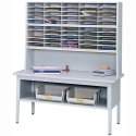 Click here for more E-Z Sort Mailroom Furniture by Safco by Worthington
