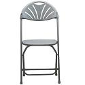 Click here for more Fan Back Plastic Folding Chair by Scholar Craft by Worthington