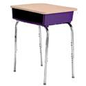 Accolade 1600 Series Open Front Classroom Desk by Scholar Craft