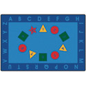 Click here for more Early Learning Value Rug by Carpets for Kids by Worthington