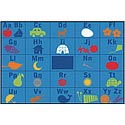 Click here for more Alphabet Seating ValuePlus Rug by Carpets for Kids by Worthington