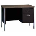 Click here for more Single Pedestal Desk by Sandusky Lee by Worthington