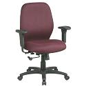 Click here for more 2-to-1 Synchro Tilt Managers Chair with Adjustable Arms by Office Star by Worthington