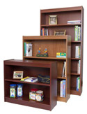Click here for more Laminate Bookcases by Norsons by Worthington
