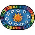 Click here for more Isaiah 40:28 Circletime Rug by Carpets for Kids by Worthington