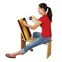 Art Horse School Studio Bench by Shain