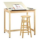 "Click here for more Drawing Tables (42"" W) by Shain by Worthington"