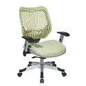Click here for more REVV Series Self Adjusting SpaceFlex Back Chair by Office Star by Worthington