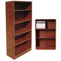 Laminate Bookcases by NDI Office Furniture