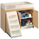 Click here for more Early Childhood Changing Tables by Tot Mate by Worthington