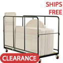 Click here for more Combo Rectangular & Round Table Trolley by Samsonite by Worthington