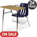 Click here for more Virco 9400BR Combo School Desk Ships in 24 Hours by Worthington