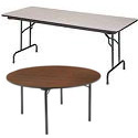 Heavy Duty Laminate Folding Tables by Virco