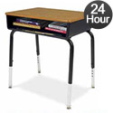 Click here for more Virco Classroom Desks : 24 Hour Ship 785 Series Laminate Top by Worthington