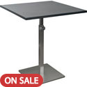 Click here for more Adjustable Height Bistro Table by Balt by Worthington