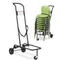 Click here for more Padded or Plastic Chair Dolly by Virco by Worthington