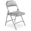 Vinyl Padded Folding Chair by Virco