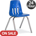Virco School Chairs : 24 Hour Ship 9000 Series