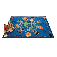 Click here for more Great Commission ValuePlus Rug by Carpets for Kids by Worthington