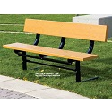 Click here for more Traditional Park Bench with Back by UltraPlay by Worthington