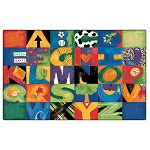 Click here for more Hide n' Seek ABC by Carpets for Kids by Worthington