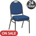Click here for more IM520 Economy Stack Chairs by KFI by Worthington