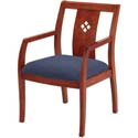 Click here for more 4900 Series Diamond Back Guest Chair by KFI by Worthington