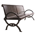 Click here for more Durham Outdoor Benches with Backs by UltraPlay by Worthington