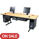 Click here for more Deluxe Computer Tables & Accessories by Paragon by Worthington