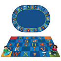 Click here for more A to Z Animals! Carpet by Carpets for Kids by Worthington