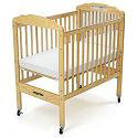Adjustable Fixed-Side Cribs by Angeles