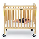 Click here for more Compact Evacuation Crib by Angeles by Worthington