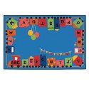 Click here for more Alpha Fun Train Value Rug by Carpets for Kids by Worthington
