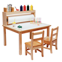 Click here for more Arts & Crafts Tables by Angeles by Worthington