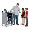 Click here for more Advanced Netbook Charging Cart by Anthro by Worthington