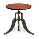Endure Series Adjustable Height Café Tables by OFM