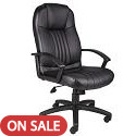 Click here for more B7641 Leather Executive Chair by Boss by Worthington
