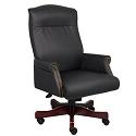 Click here for more Traditional Box Arm Executive Chair by Boss by Worthington